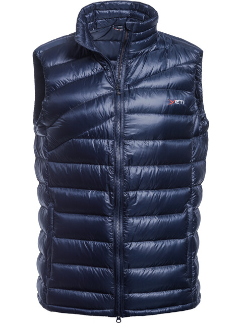 Yeti Solace Lightweight Down Vest Men mood indigo